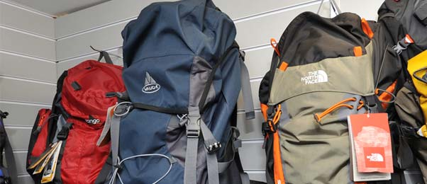 Outdoor Rucksacks and BackPacks